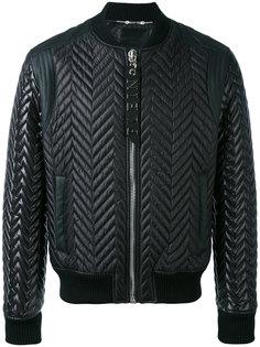 куртка-бомбер Lucky Philipp Plein