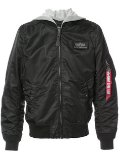 L-2B Hooded Jacket Alpha Industries