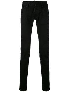 джинсы средней посадки Dsquared2