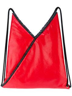 рюкзак геометрической формы Mm6 Maison Margiela