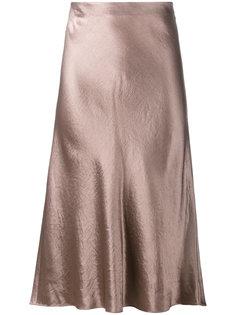 расклешенная юбка  Vince