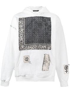 patch hoodie Heikki Salonen