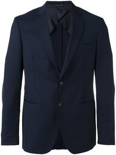 пиджак с заостренными лацканами Tonello