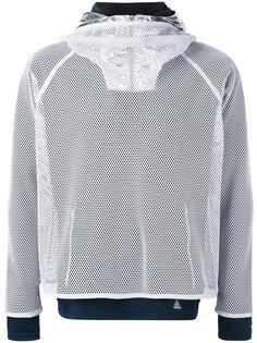 толстовка с сетчатым слоем Adidas By Kolor