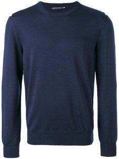 трикотажный свитер Alexander McQueen
