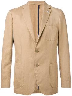 пиджак с накладными карманами Michael Kors