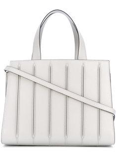 сумка-тоут с декоративной строчкой Max Mara