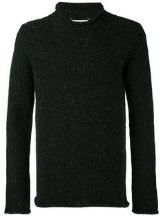 свитер с отворотами Maison Margiela