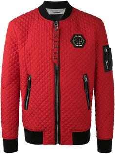 куртка-бомбер Okyo Philipp Plein
