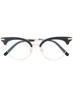 cat eye glasses Boucheron