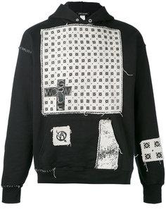 patch hoodied Heikki Salonen