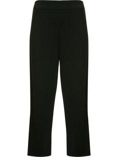 укороченные брюки прямого кроя Cushnie Et Ochs