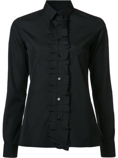 рубашка с оборками Maison Margiela
