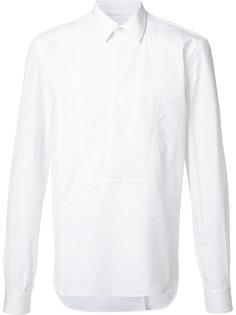 рубашка с нагрудником Maison Margiela