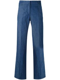 расклешенные джинсы средней посадки Dondup