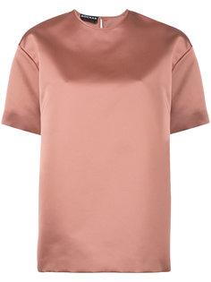 блестящая блузка Rochas