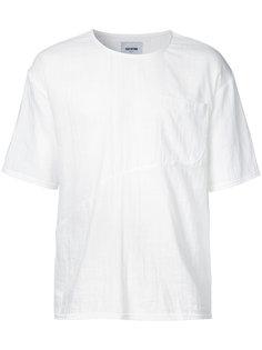 футболка с карманом Factotum