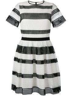платье в полоску Michael Michael Kors