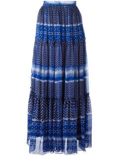 плиссированная юбка Plein Sud Jeanius