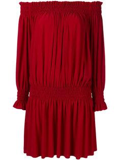 платье Peasant  Norma Kamali