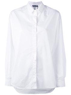 рубашка с закругленным подолом  Kristensen Du Nord