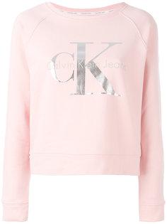 толстовка с принтом-логотипом Calvin Klein Jeans