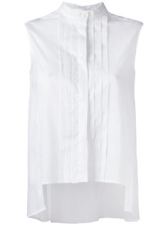 блузка с плиссировкой на пуговицах Io Ivana Omazic