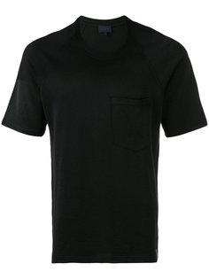 классическая футболка с карманом  Lanvin