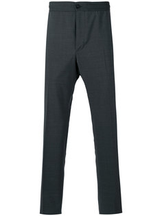 классические брюки кроя слим Z Zegna