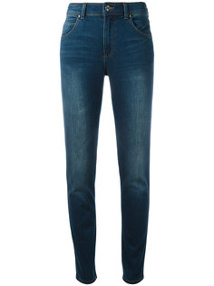зауженные джинсы Armani Jeans