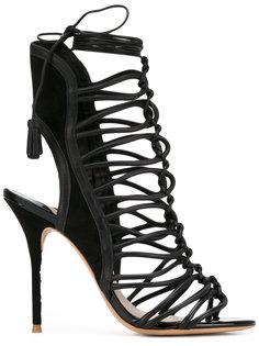 босоножки со шнуровкой Sophia Webster