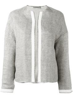 пиджак без воротника  Dusan