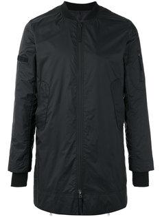 длинная куртка-бомбер Halo