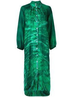 платье-рубашка  Raquel Allegra
