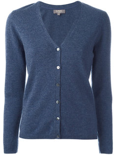 cashmere classic cardigan N.Peal