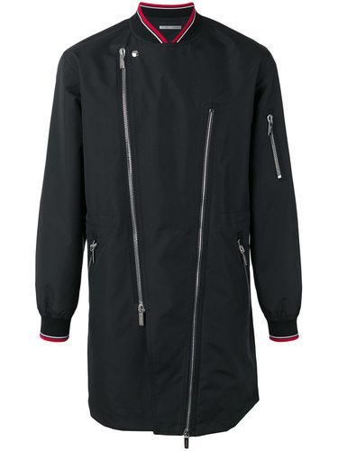 куртка с асимметричными молниями Dior Homme