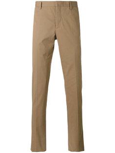 строгие брюки Maison Margiela