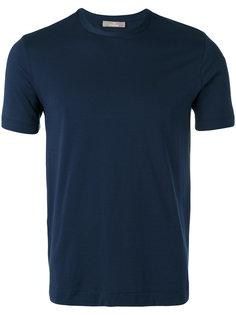 футболка с круглым вырезом Cruciani