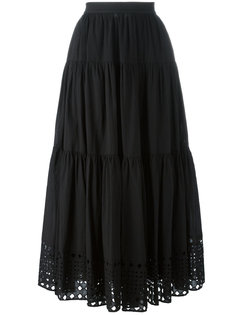 юбка со складками Plein Sud Jeanius