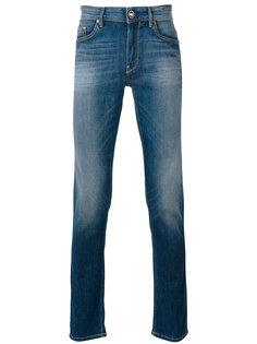 джинсы кроя слим Pt05