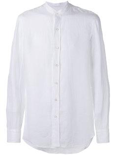 рубашка с воротником-мандарин Salvatore Piccolo