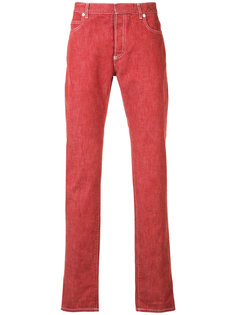 джинсы прямого кроя Maison Margiela