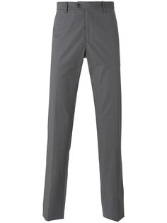 брюки чинос кроя слим Etro