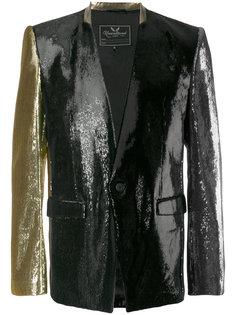куртка дизайна колор-блок Unconditional