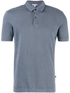 классическая футболка-поло  James Perse
