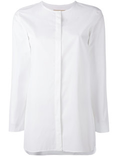 рубашка без воротника S Max Mara