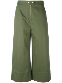 укороченные брюки  T By Alexander Wang