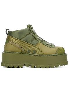 кроссовки на платформе со шнуровкой  Fenty X Puma