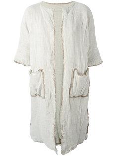 пальто с короткими рукавами Daniela Gregis