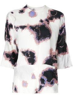 блузка с рукавами три четверти Theatre Products